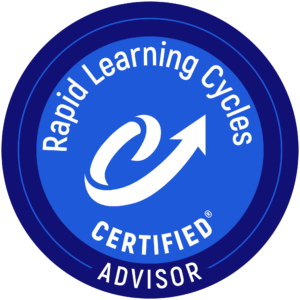 Rapid Learning Cycles Advisor badge